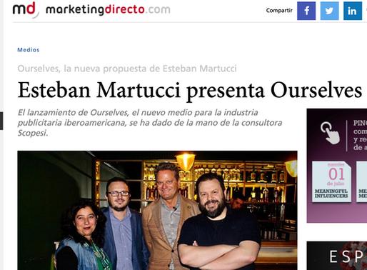 Esteban Martucci presenta Ourselves