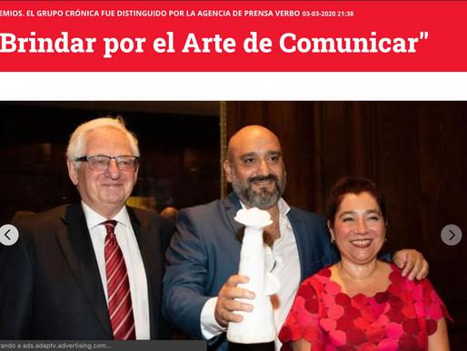 """""""Brindar por el Arte de Comunicar"""""""