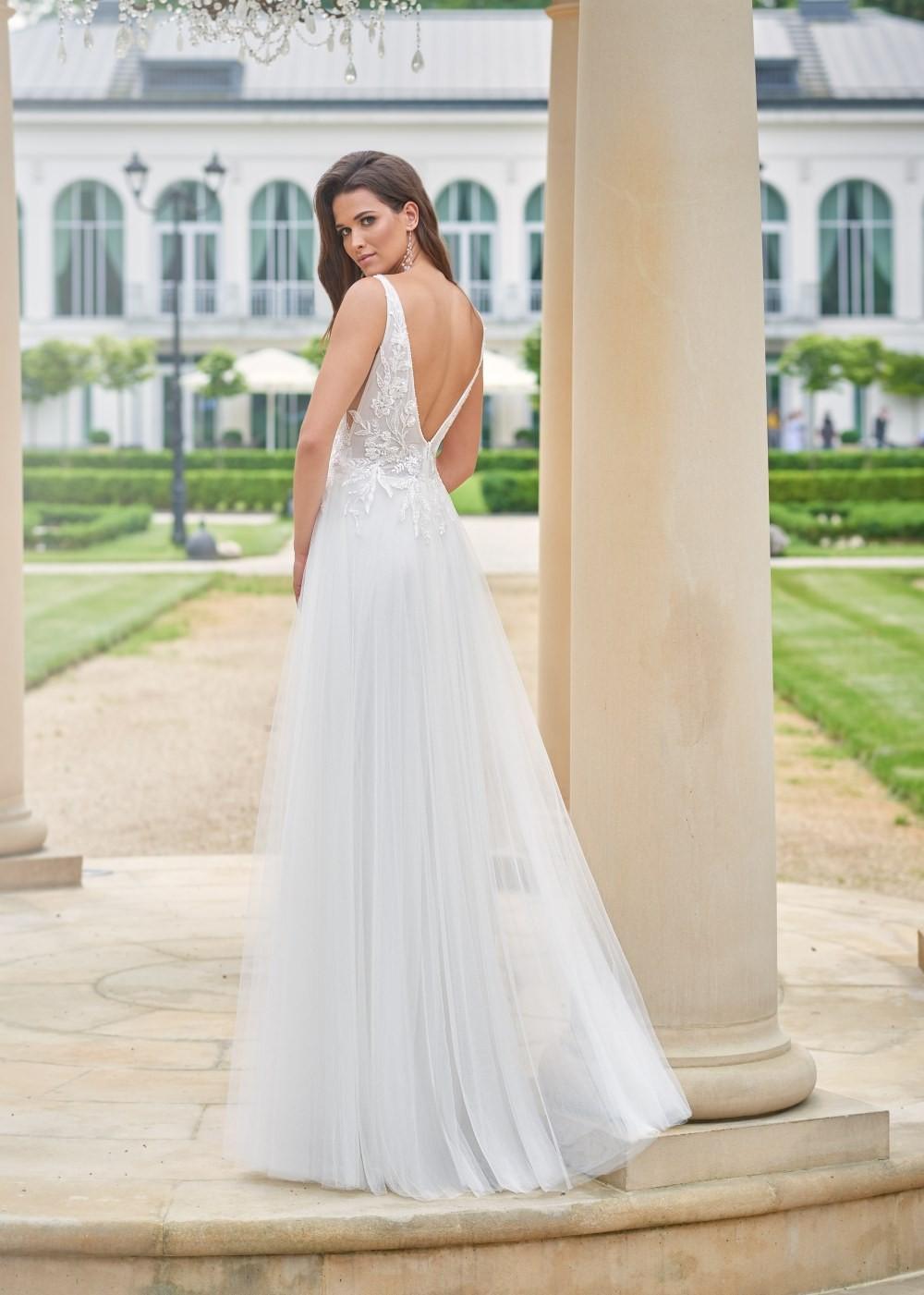 Suknia ślubna Margarett - COLLEZIONE CRISTALLO Cynthia