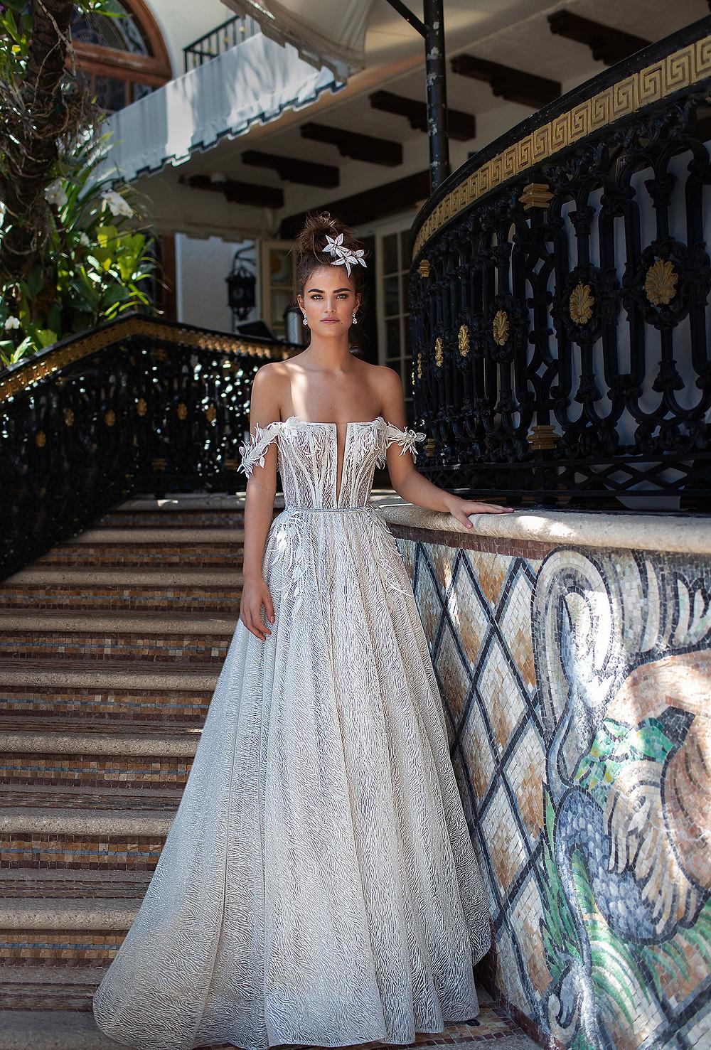 Berta Bridal 2019 / model 19-05
