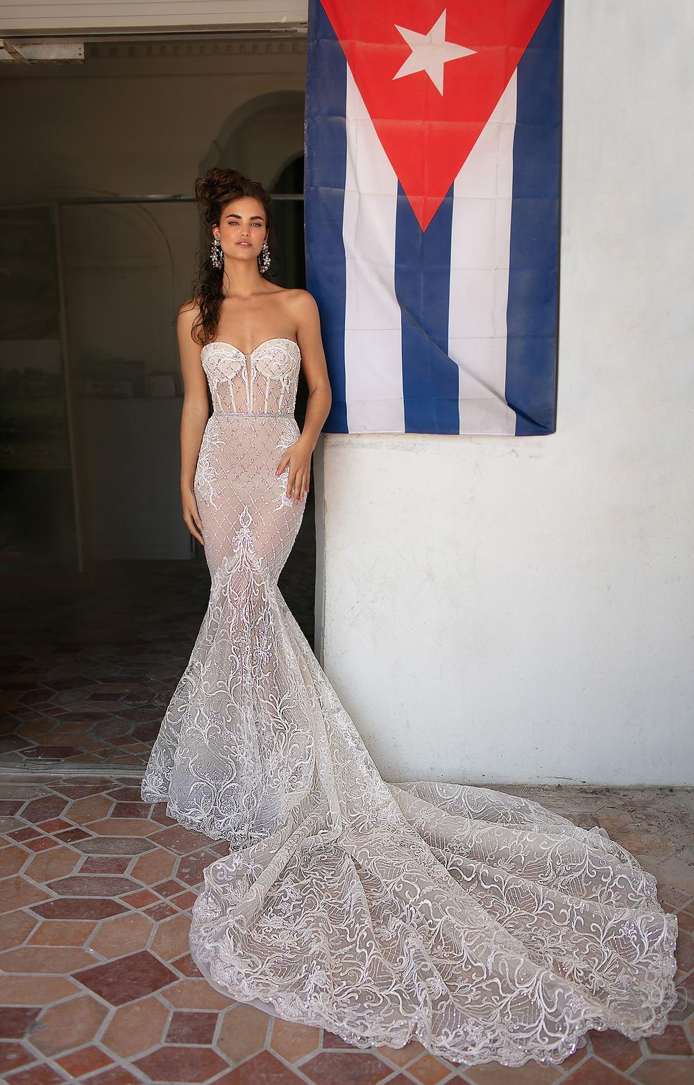 Berta Bridal 2019 / model 19-03