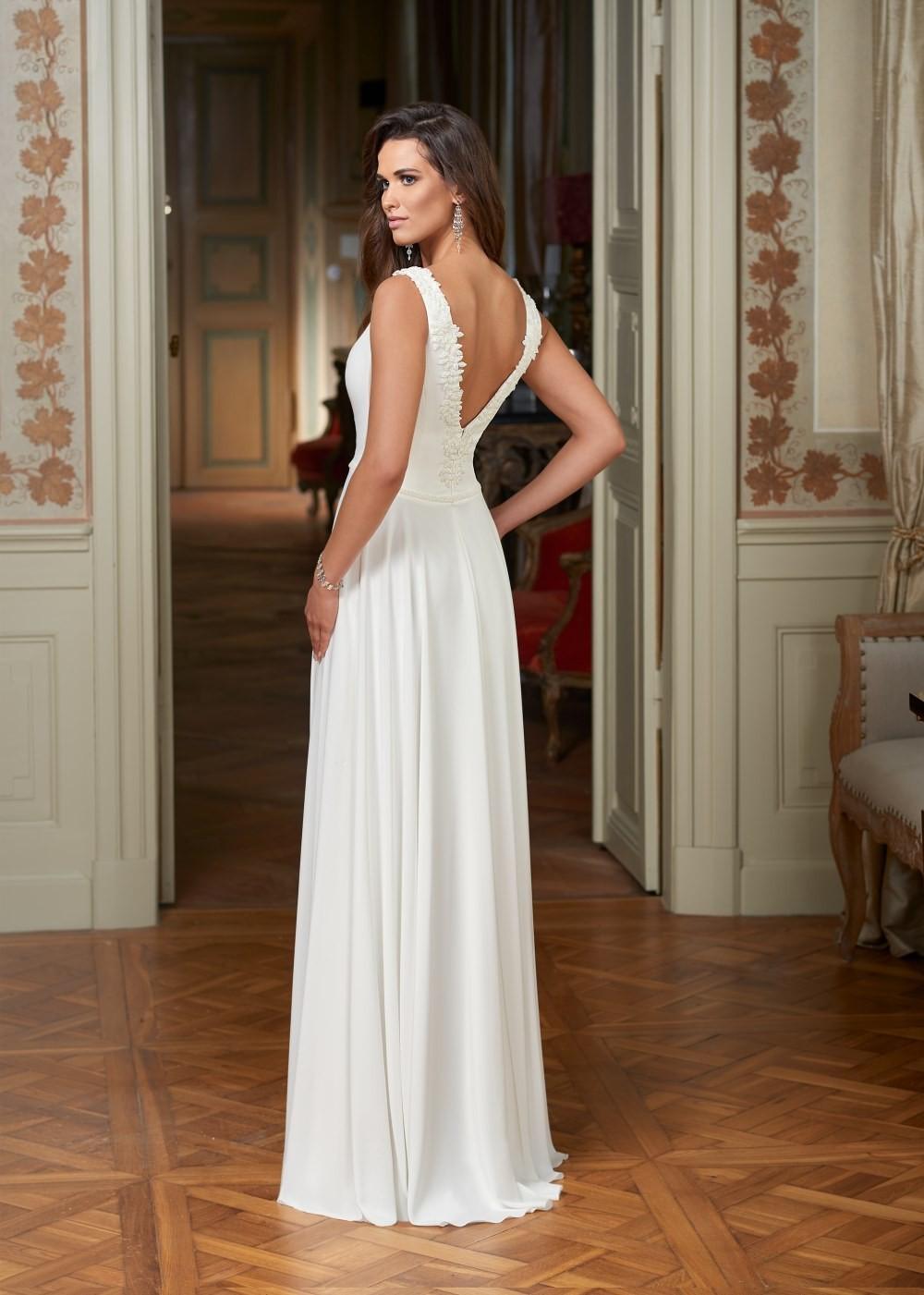 Suknia ślubna Margarett - COLLEZIONE CRISTALLO Chiara