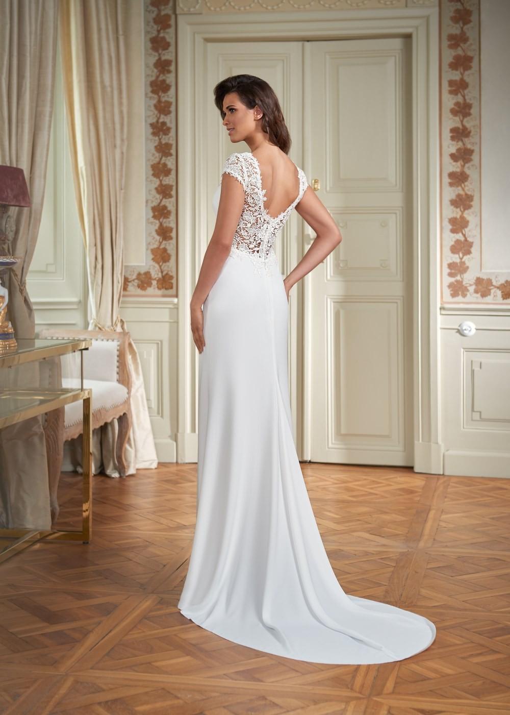 Suknia ślubna Margarett - COLLEZIONE CRISTALLO Colorado