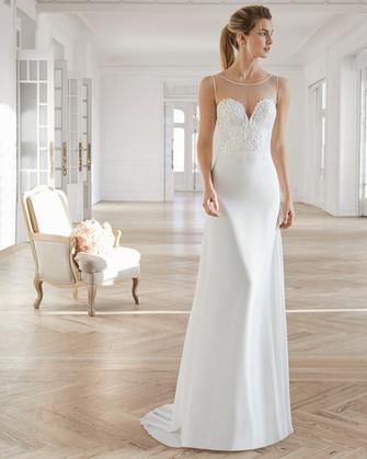 Suknie ślubne Aire Barcelona  kolekcja 2019