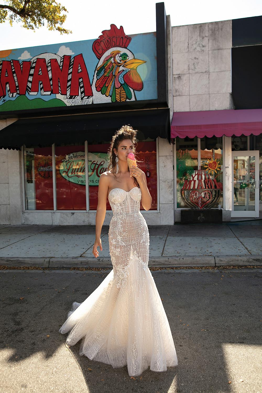Berta Bridal 2019 / model 19-08