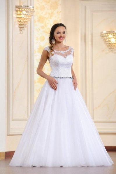 Suknia ślubna ADESSO 2016 model Lena