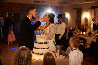 Ślub i wesele Magdy i Piotrka