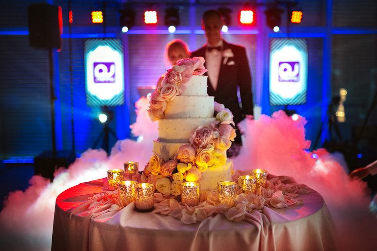 Wedding Planner Szczecin serwis tortu we