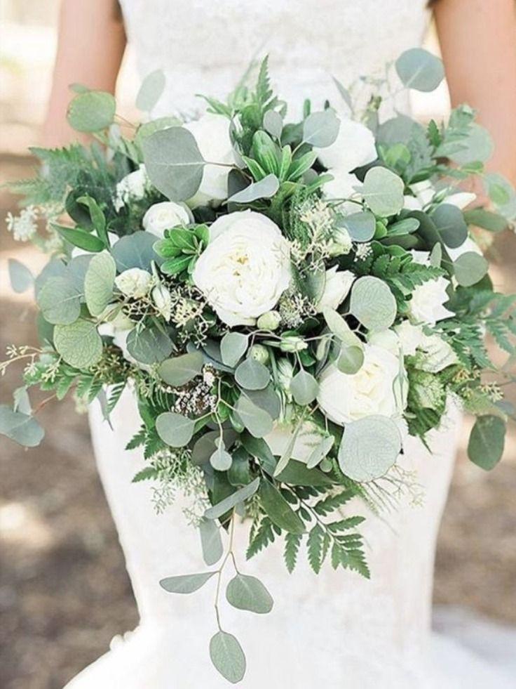 nieregularny bukiet ślubny