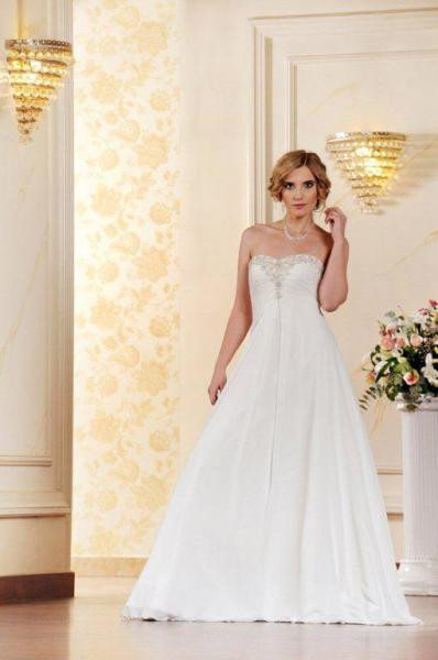 Suknia ślubna ADESSO 2016 model Luna