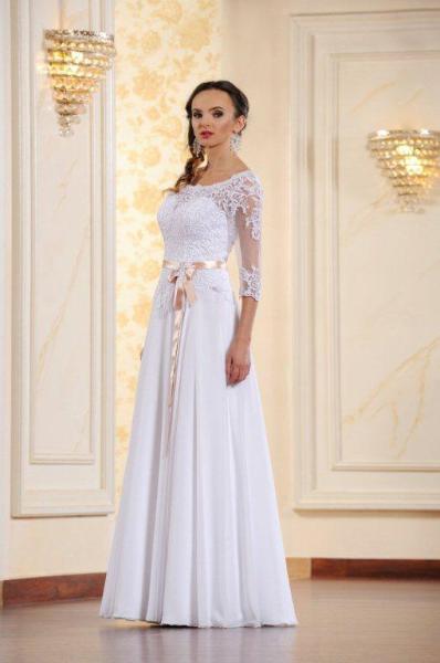 Suknia ślubna ADESSO 2016 model Gebi