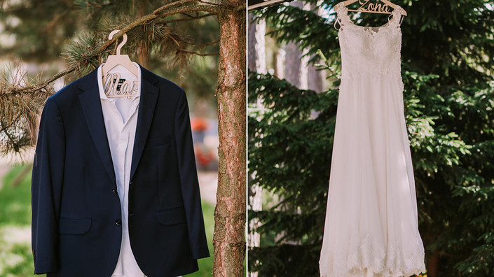 Styl botaniczny? Ślub i wesele Marty i Damiana