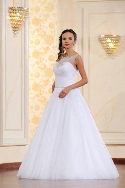 Suknia ślubna ADESSO 2016 model Tisha