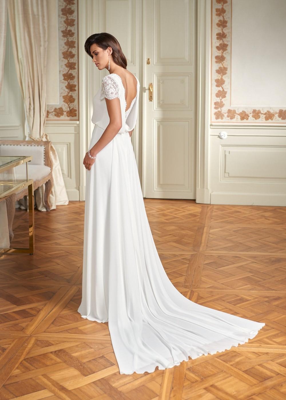 Suknia ślubna Margarett - COLLEZIONE CRISTALLO Celine