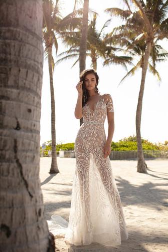 Suknie ślubne Berta Bridal wiosna 2019