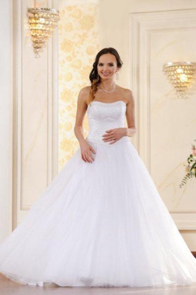 Suknia ślubna ADESSO 2016 model Demi