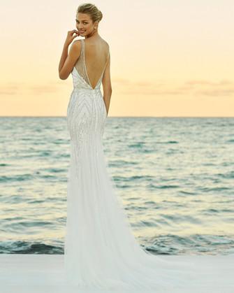 Suknie ślubne AIRE BEACH WEDDING 2019