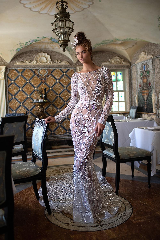 Berta Bridal 2019 / model 19-14