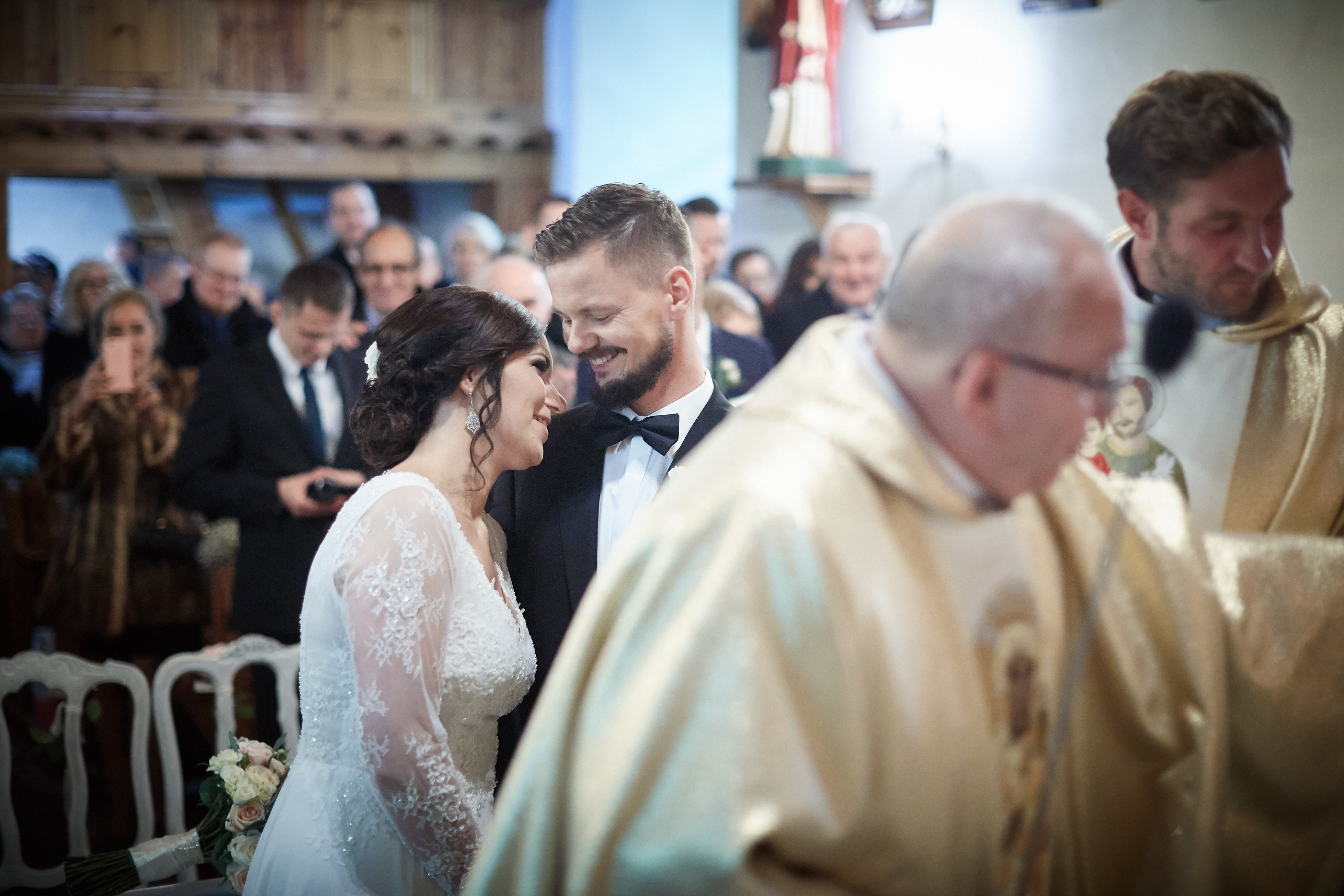 ślub Magdy i Piotrka