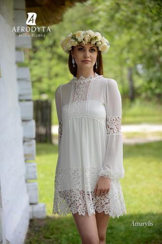 Suknie ślubne Afrodyta kolekcja PROMISE