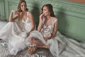 Suknie ślubne Mia Lavi kolekcja 2019 Flower Romance.