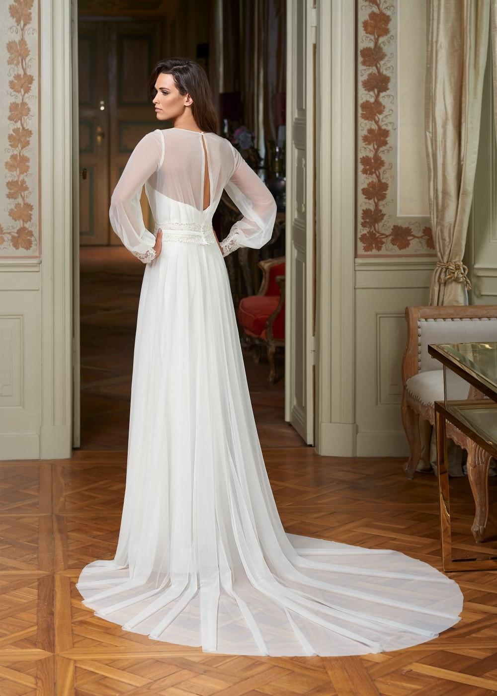 Suknia ślubna Margarett - COLLEZIONE CRISTALLO Conny