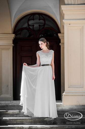 Suknie ślubne DIANA RZESZÓW kolekcja Lovely