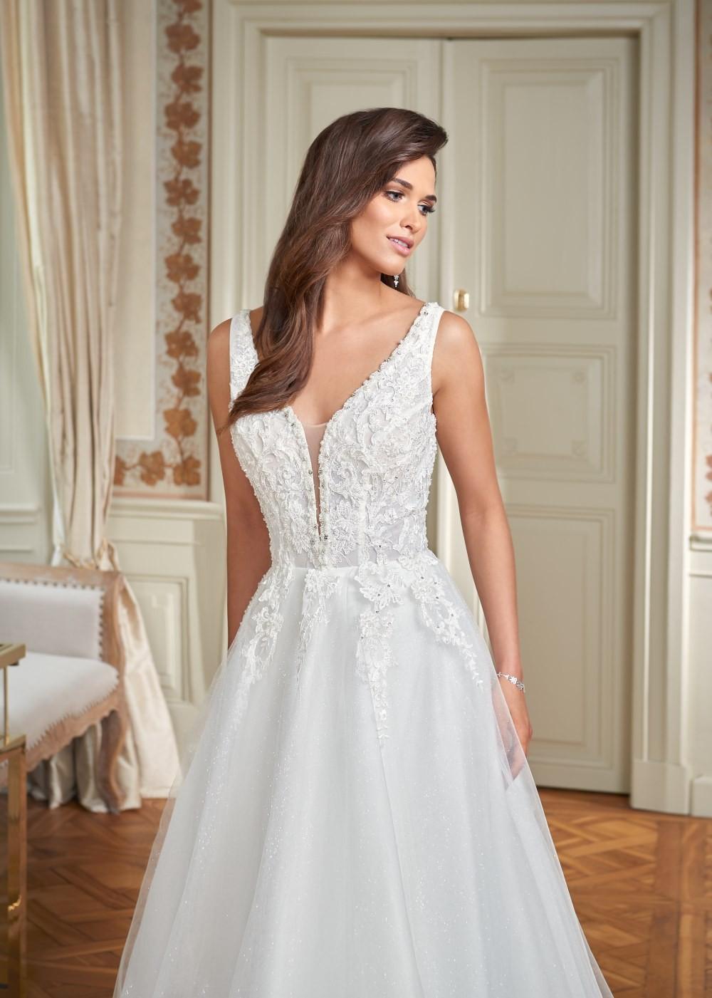 Suknia ślubna Margarett - COLLEZIONE CRISTALLO California
