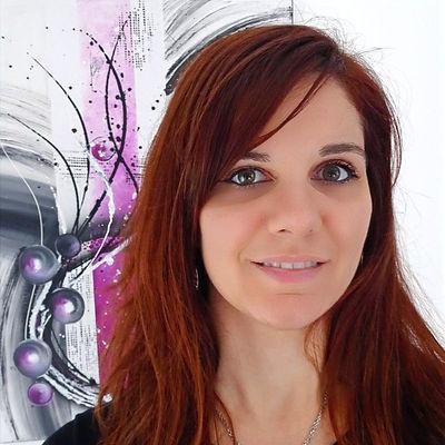 Lucie VERHAEGHE Art-Thérapeute certifiée passionnée d'arts