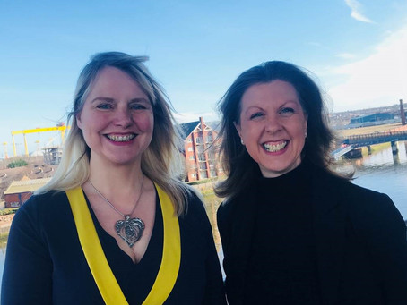 Diane Waldron and Aileen Crawford to lead ICCA UK & Ireland Chapter