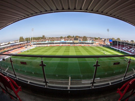 High interest in event bookings at Gloucester Rugby attributed to location and safety measures