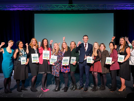 NCRI, Healthcare Conferences UK, Manchester Central and Glasgow CVB win at ABPCO Awards