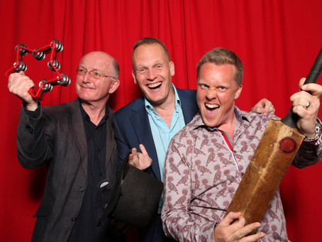 Three Wine Men to close nationwide tour at Church House Conference Centre.