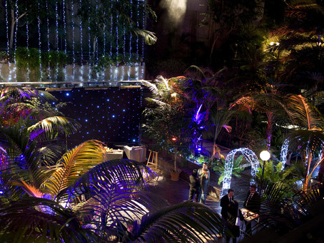Barbican brings Christmas into the jungle