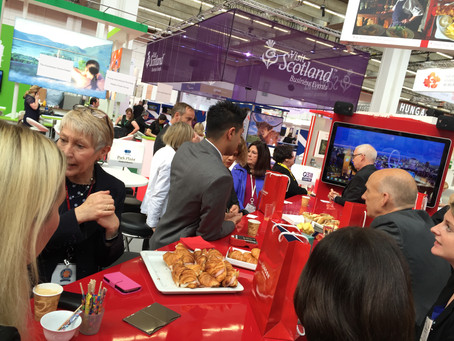 IMEX buyers breakfast as Westminster venues come together