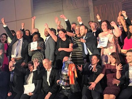 Hospitality Assured 20th Anniversary Award winners announced