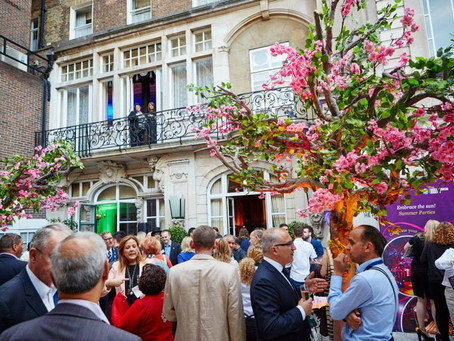 Industry gathers to celebrate opening of The Meetings Show