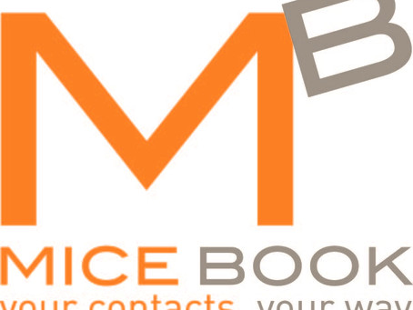 Launch of MICEBOOK gives organisers control of their industry knowledge