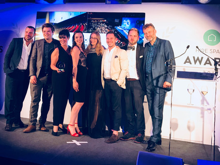 Barbican Business Events team win at inaugural Hirespace Awards