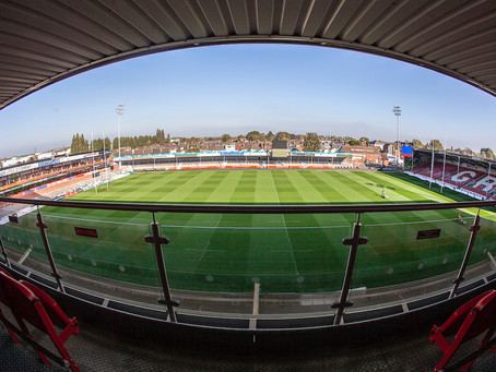 56% increase in footfall for conferences and events at Gloucester Rugby