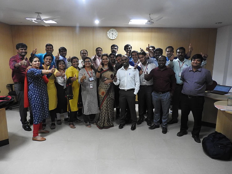 Muthoot Finance and HumanAlpha present M-LEAD: Leadership Development Program for Cluster Managers