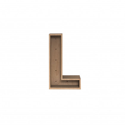 Písmeno L - KARTOONS