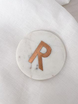 Mramorový podtácek R