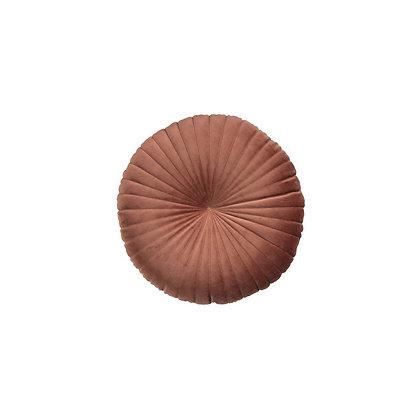 Dekor. polštář KUGLEASK - tmavě korálový