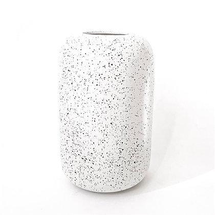 Váza TRISTAN - nepravidelné tečky - vysoká