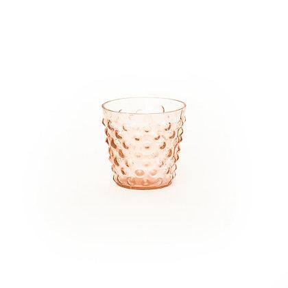 Svícen růžový - bublinky