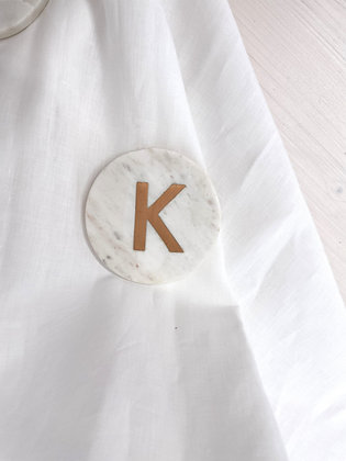 Mramorový podtácek K