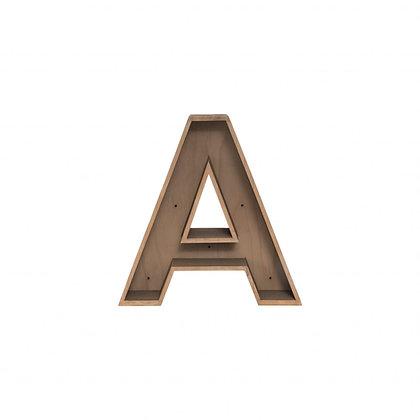 Písmeno A - KARTOONS