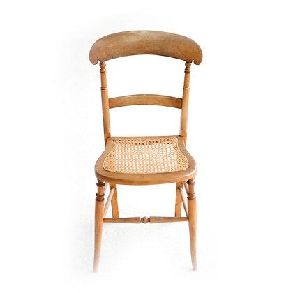 Pár vintage židlí pro novomanžele - sada 2 ks