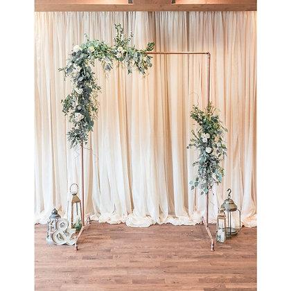 Svatební brána - měděná